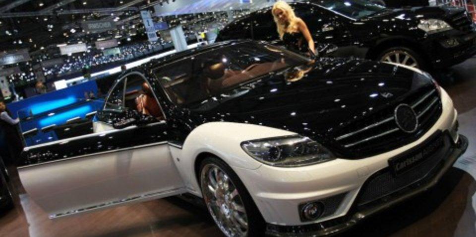Carlsson CK65 RS 2008 Geneva Motor Show