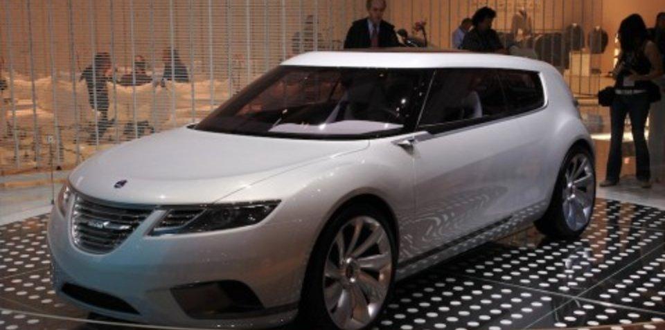 Saab 9-X BioHybrid 2008 Geneva Motor Show