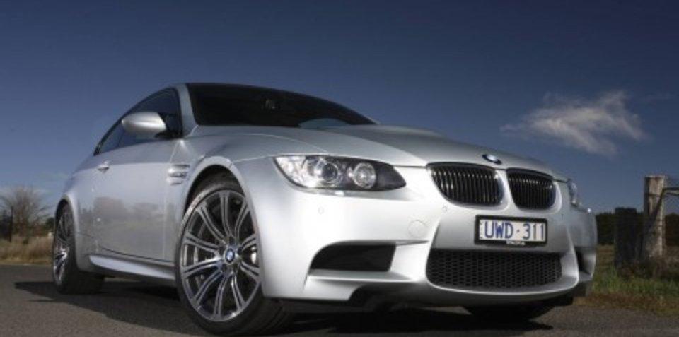 BMW M3 downsizing?