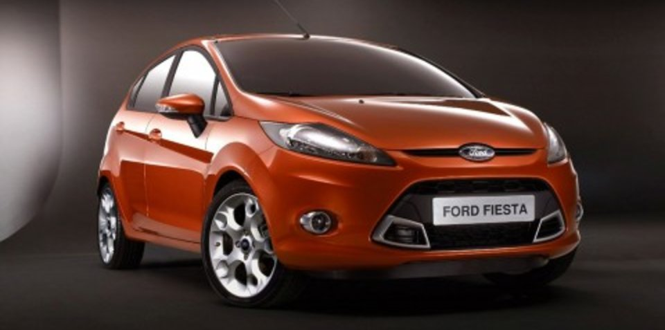 Ford Fiesta S unveiled in China