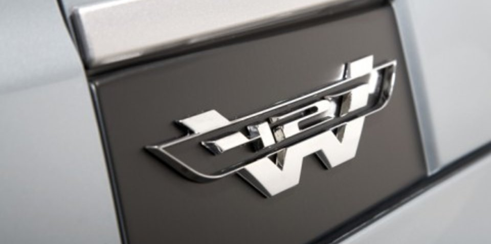 HSV W427 heading to the UK