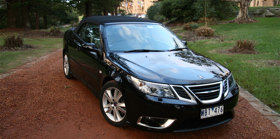 2008 saab 9 3 aero convertible review. Black Bedroom Furniture Sets. Home Design Ideas