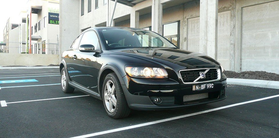 2008 volvo c30 s review caradvice. Black Bedroom Furniture Sets. Home Design Ideas