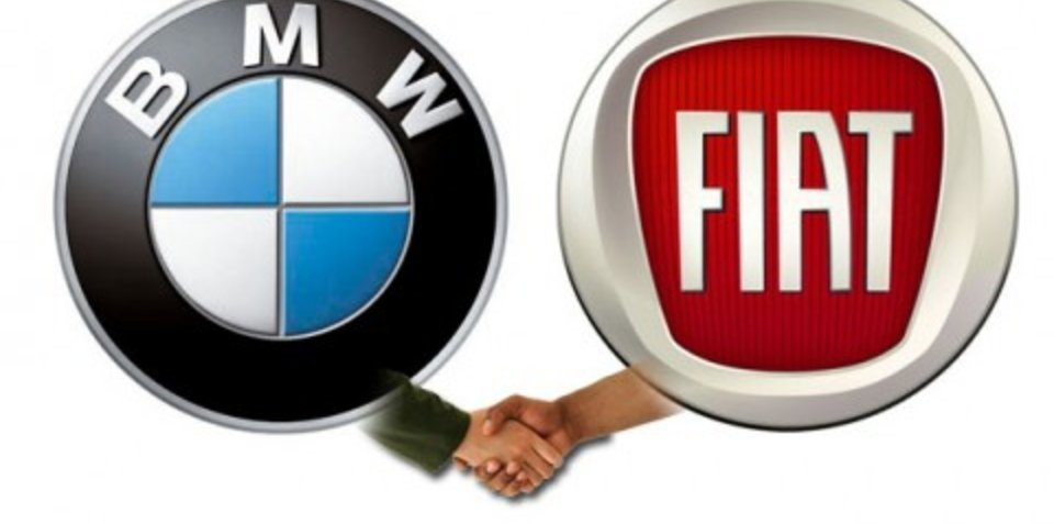 Fiat and BMW to team up