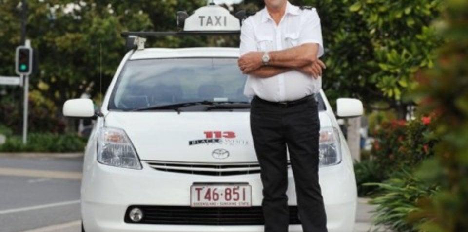 Toyota Prius the Taxi champion