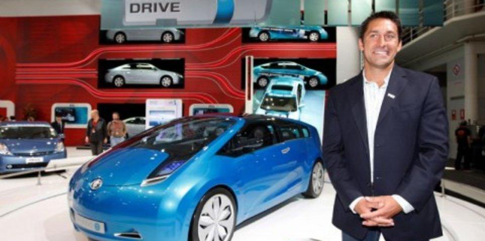 Toyota Hybrid X Concept 2008 AIMS