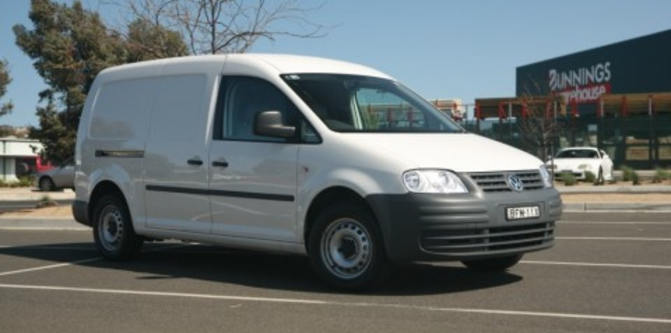 2008 Volkswagen Caddy Maxi Van review