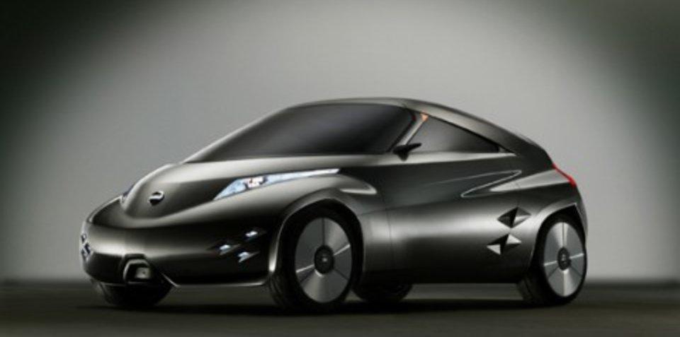 Nissan Mixim concept 2008 AIMS