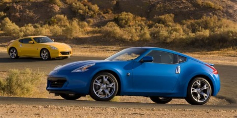 2009 Nissan 370Z official gallery