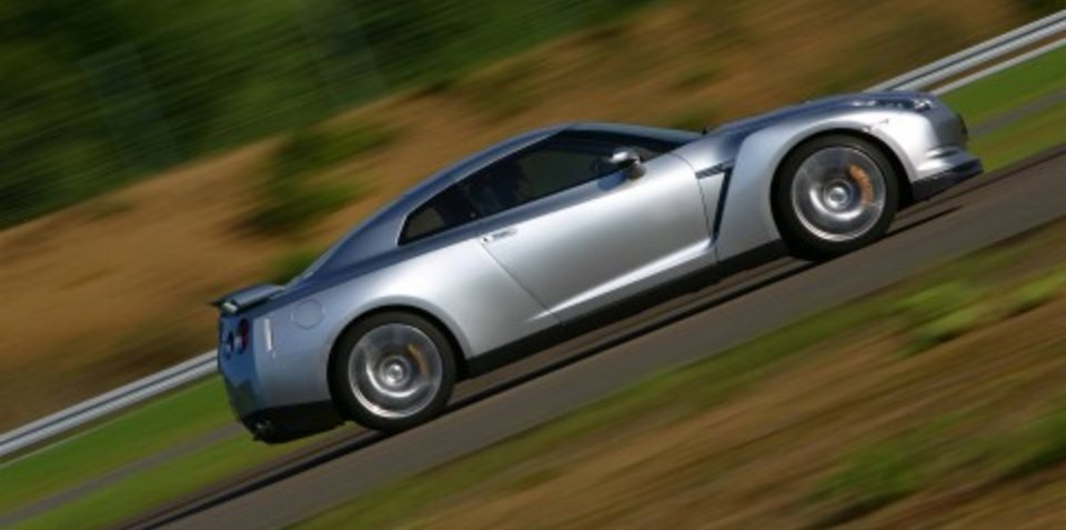 2010 Nissan GT-R to lose launch control