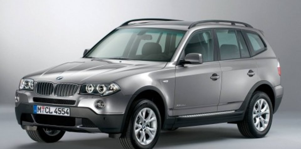 BMW X3 gains two new models