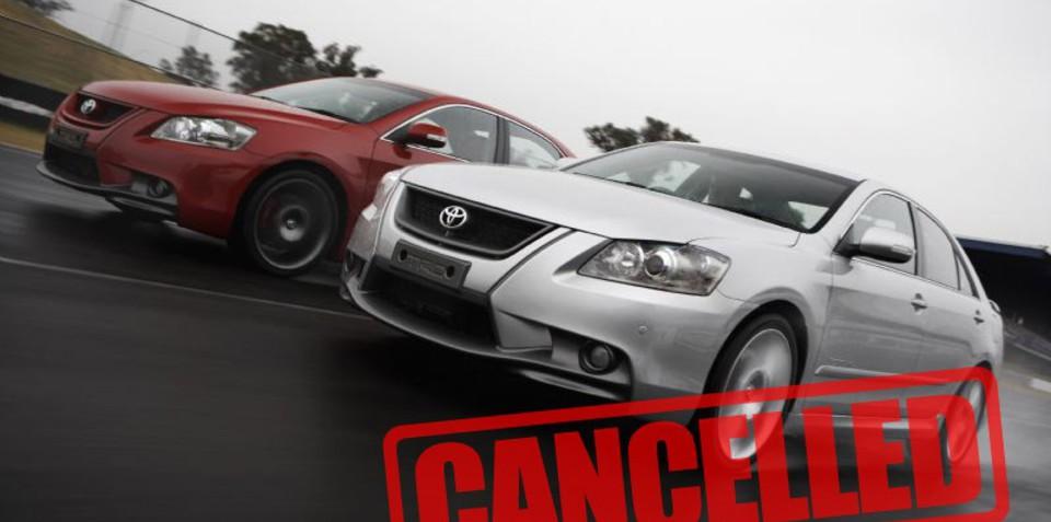 Toyota Australia axes TRD brand