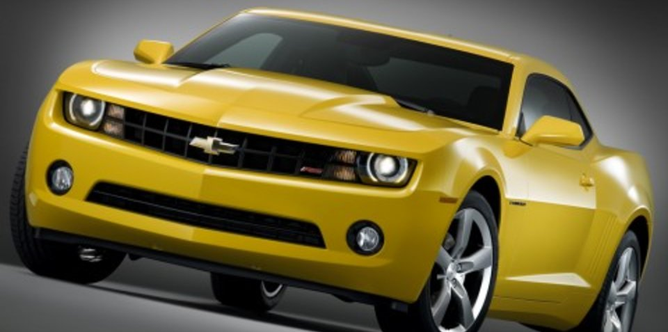 Camaro boasts 10,000 advanced orders