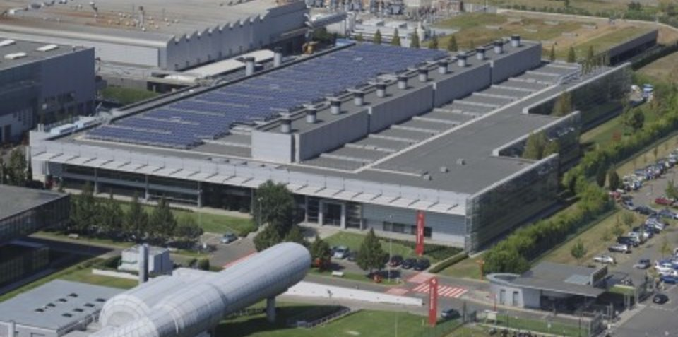 Ferrari gets Solar Power