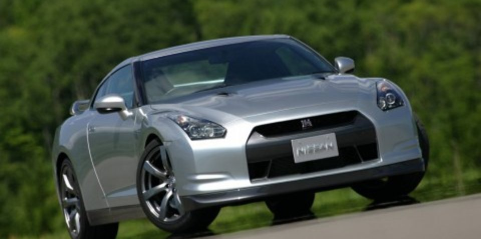 Nissan GT-R - the new pace car for V8 Supercars