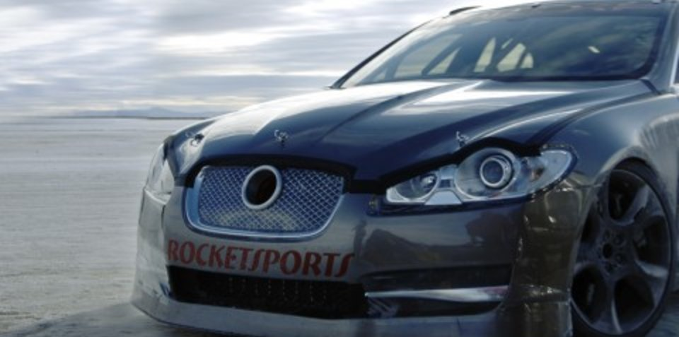 Jaguar XFR is the fastest Jaguar ever