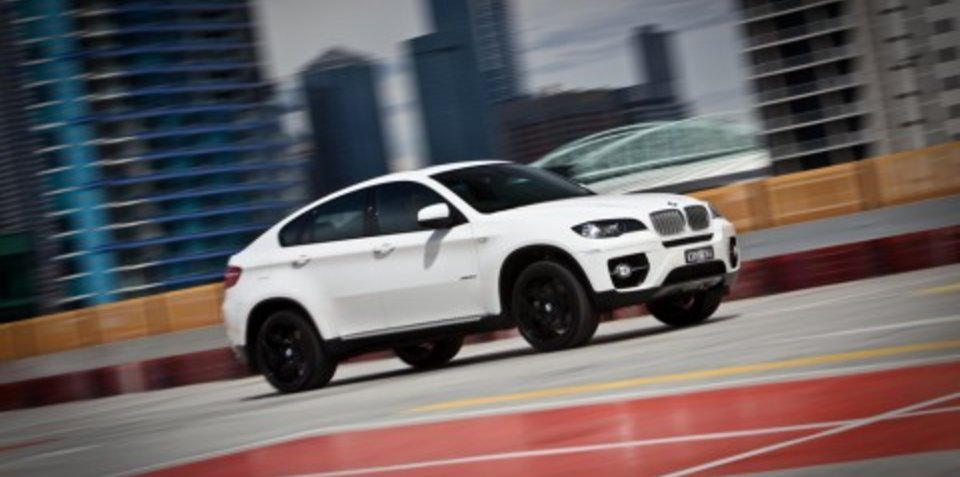 2009 BMW X6 xDrive50i first images