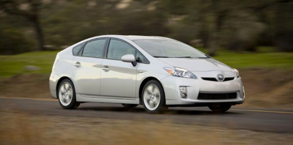 2009 Toyota Prius coming to Melbourne Motor Show