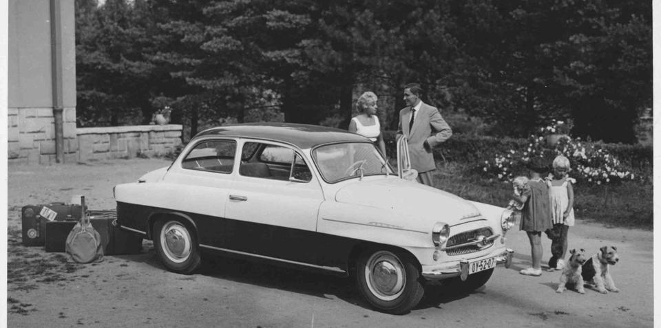 Škoda Octavia celebrates its 50th birthday
