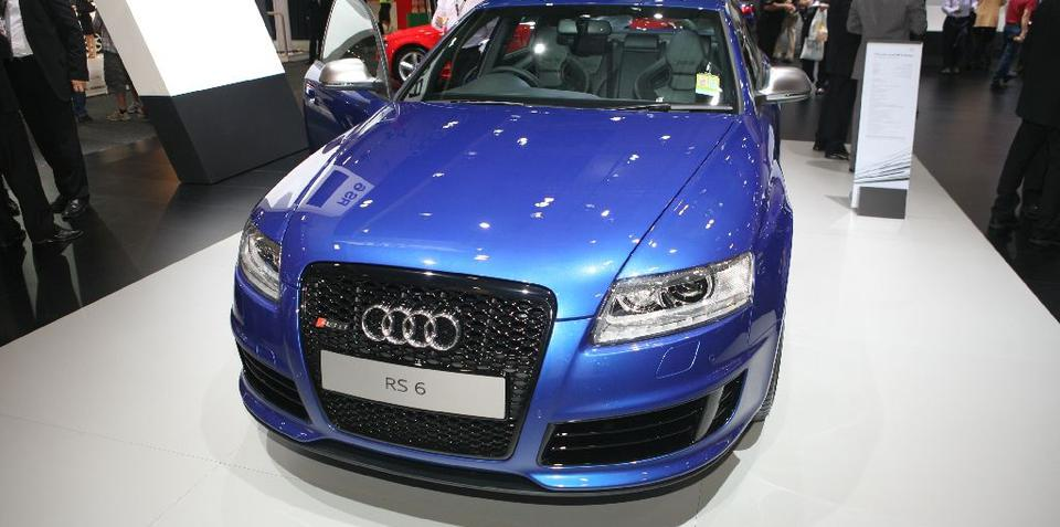 2009 Audi RS 6 at MIMS