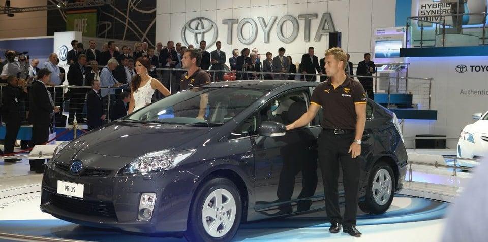 2009 Toyota Prius Hybrid at MIMS