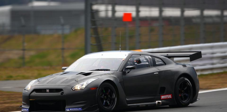Nissan announces GT1 Class NISMO GT-R
