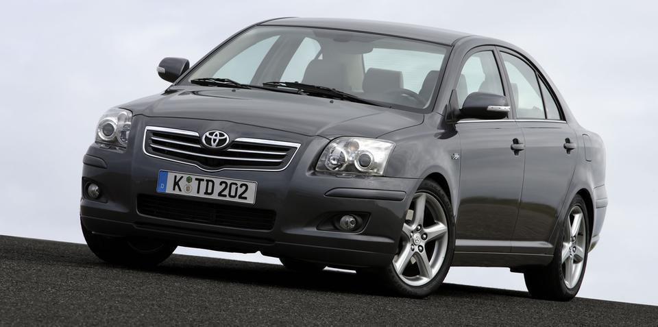 Toyota freezes UK staff pay & bonuses