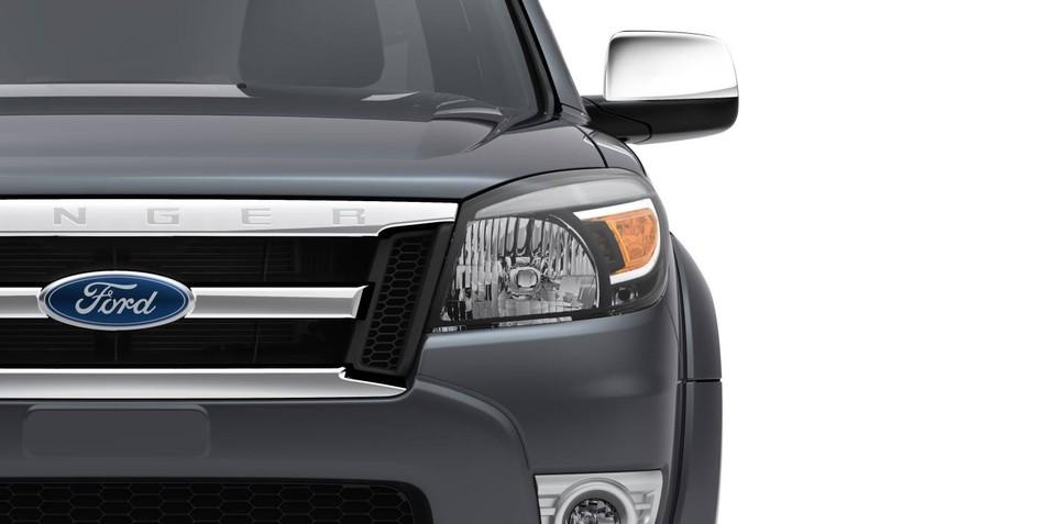 2009 Ford Ranger previewed