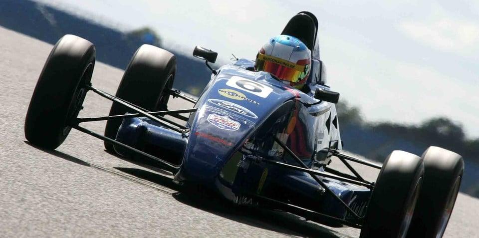 Formula Ford celebrates 40 years in Australia