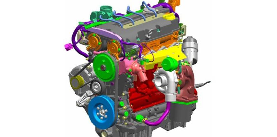 GM scraps plans for new engine plant