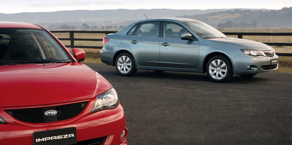 Subaru Impreza R now with driveaway pricing