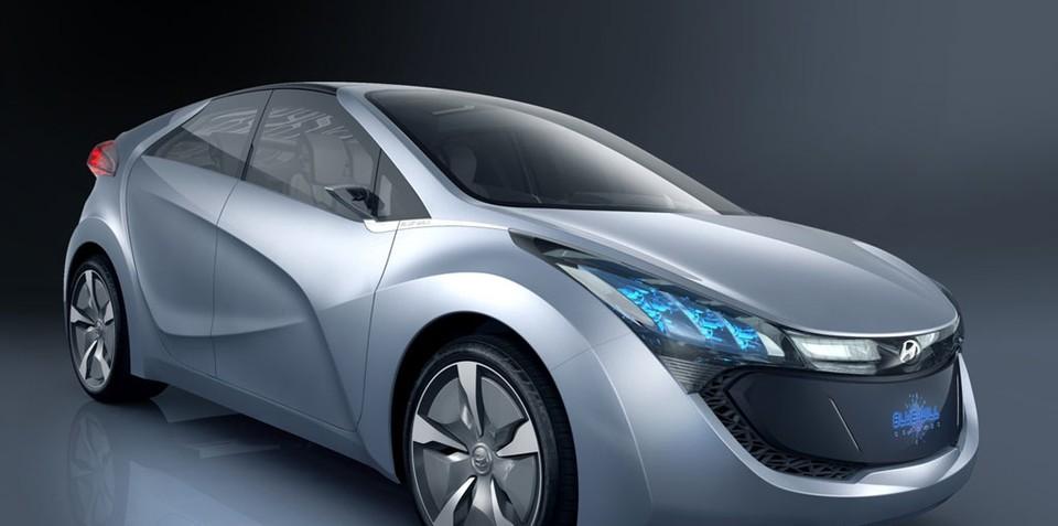 Hyundai Blue-Will concept to make US debut at Detroit Motor Show