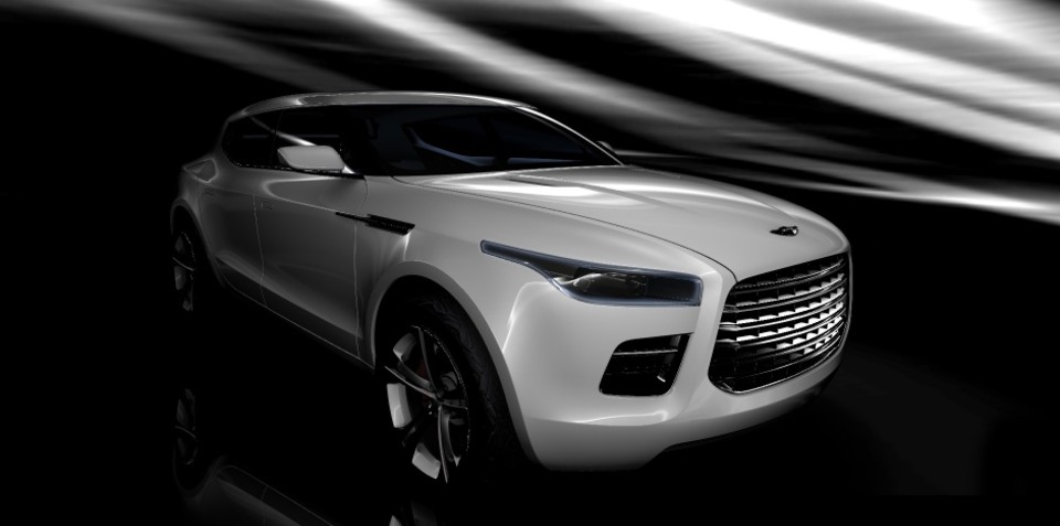 Lagonda premieres with first concept