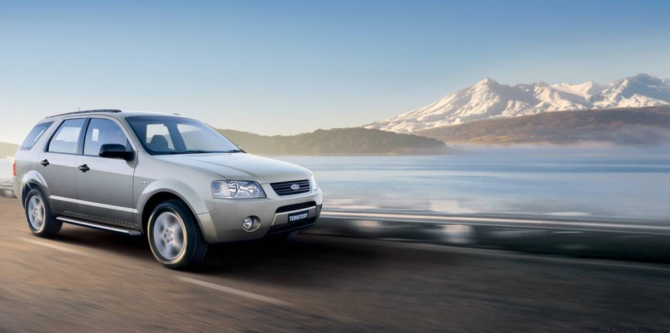 Ford recalls Territory over brake issue