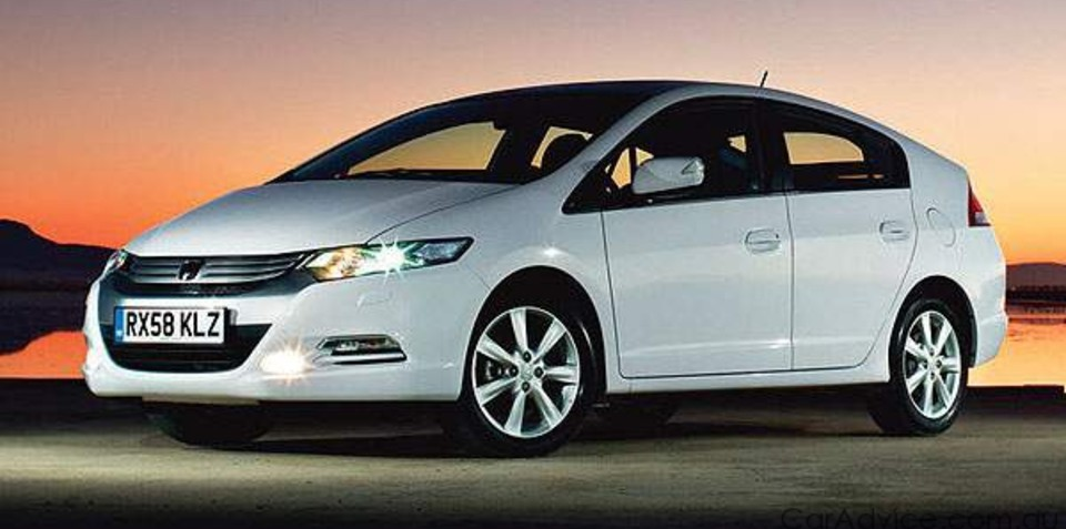 honda insight civic accord named top commuters by aaa. Black Bedroom Furniture Sets. Home Design Ideas