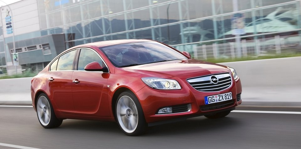 Chinese bidders interested in Opel