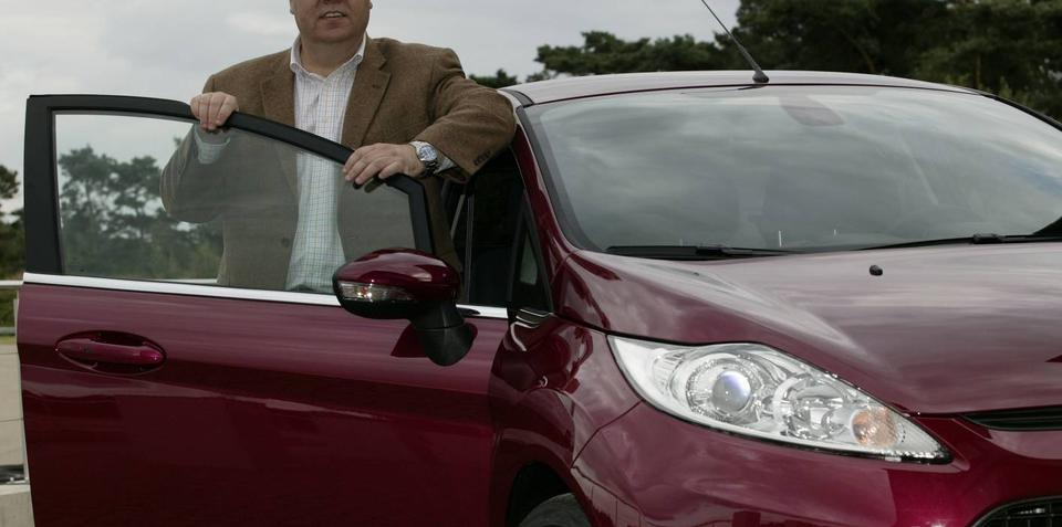 "Aussie carmakers ""missed"" move to small cars - Ford boss"