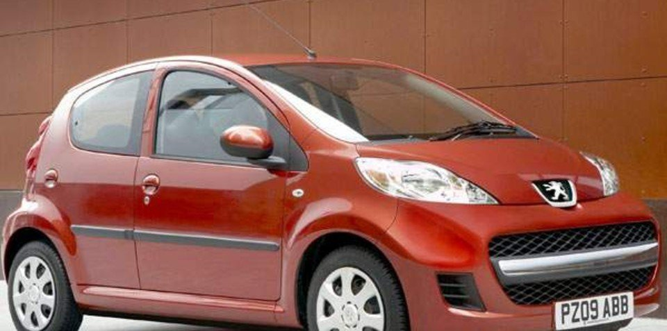 PSA postpones Chinese minicar production