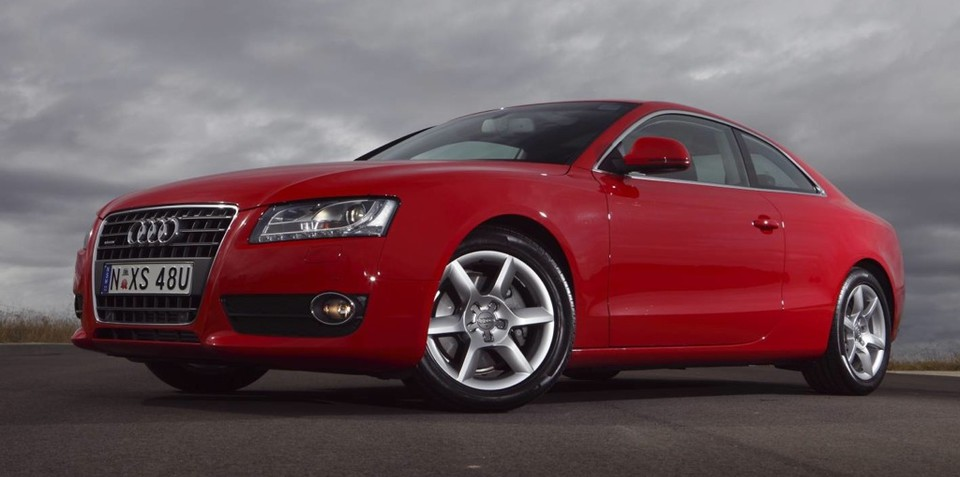 2009 Audi A5 2.0TFSI launched
