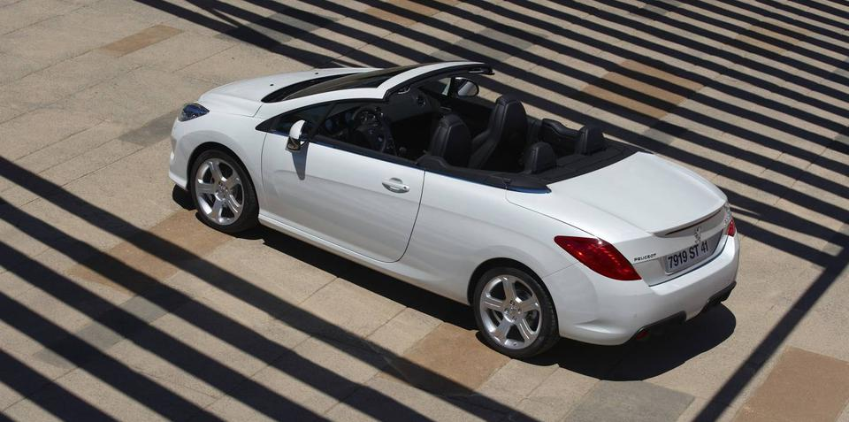 Peugeot celebrates 75 years of coupe-cabriolets