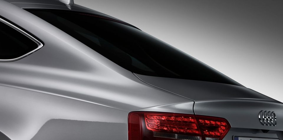 Audi releases A5 Sportback teaser pic