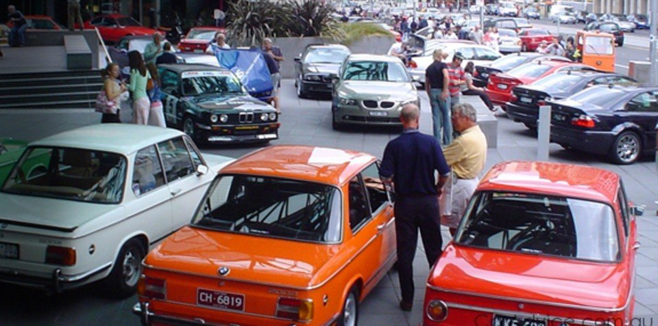 Free car shows for Melbourne