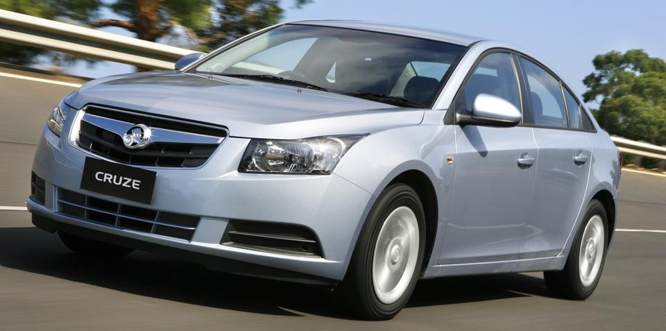 2009 Holden Cruze - Review & Road Test