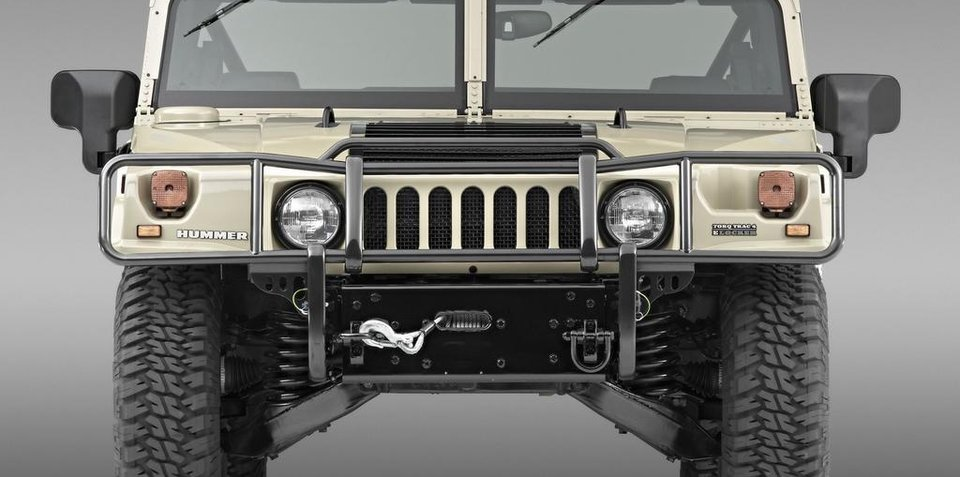 China could block Hummer sale - again
