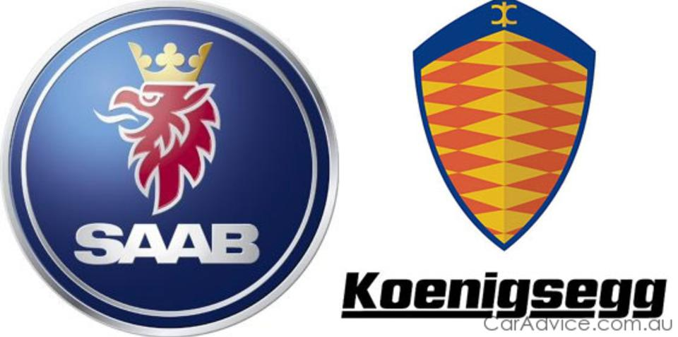 Koenigsegg to buy Saab?