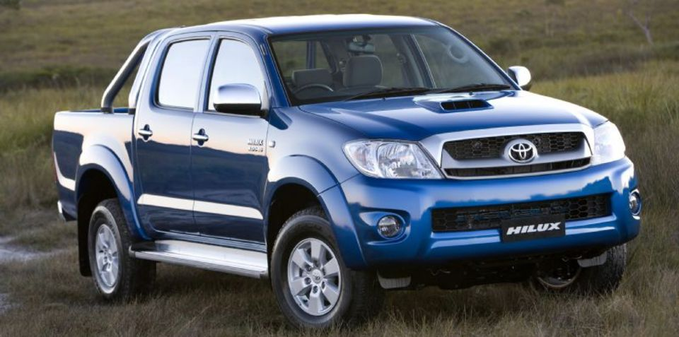 Toyota Australian sales strongest in a year