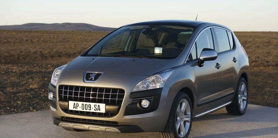 Peugeot 3008 confirmed for Australia
