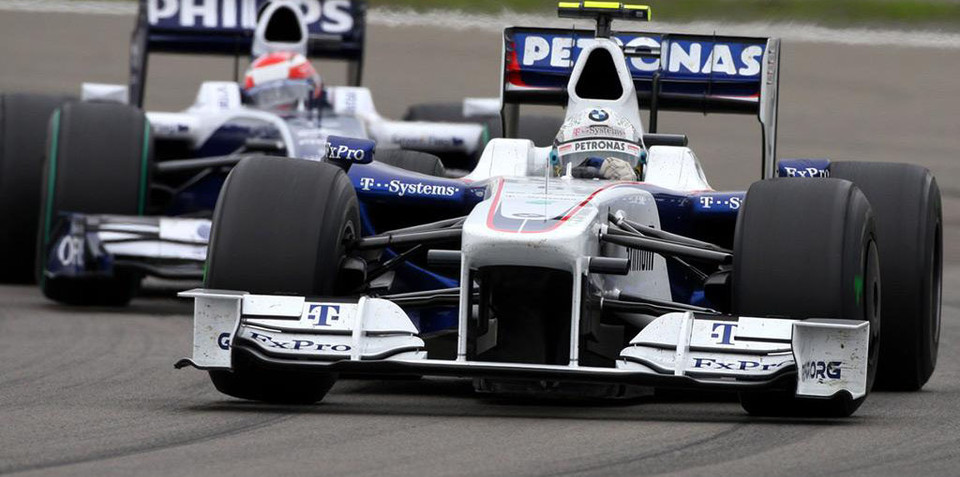 BMW to exit Formula One