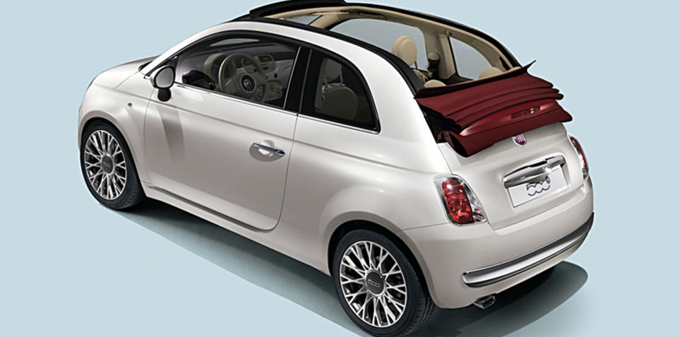 Fiat 500C to receive Abarth make over