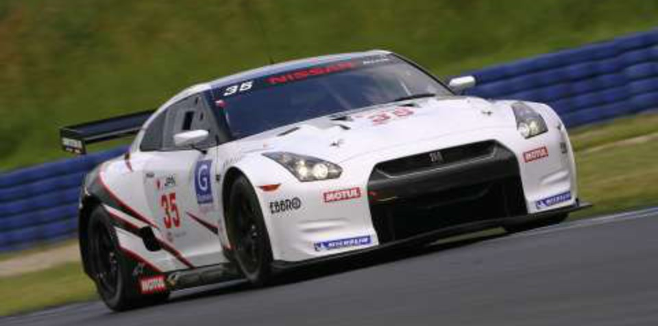 Nissan returns to Spa 24 hour with GT-R